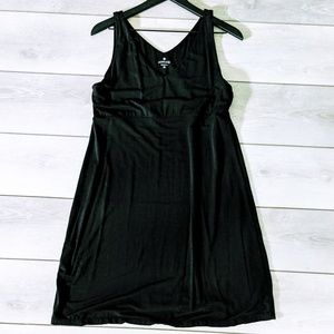 EUC Athleta Black Santorini Travel Dress